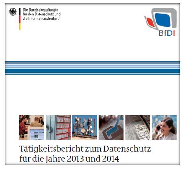 Logo Datenschutzbericht